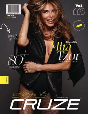 JUNE 2021 Issue (Vol: 119) | STYLÉCRUZE Magazine