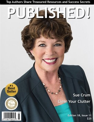 PUBLISHED! featuring Sue Crum