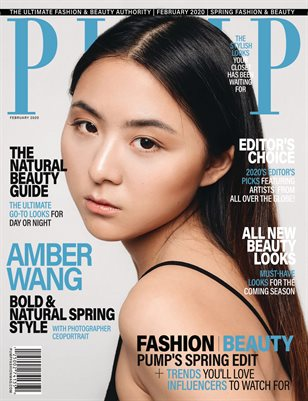 PUMP Magazine - Editor's Choice Edition - Feb 2020