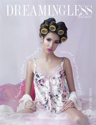 DREAMINGLESS MAGAZINE - OH SO PINK - ISSUE 16.4