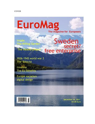EuroMag by Arturo D., Alexis P., and Nick C.