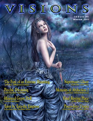 Visions Paranormal Magazine 5
