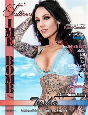 Tattooed Time Bomb Magazine, #41