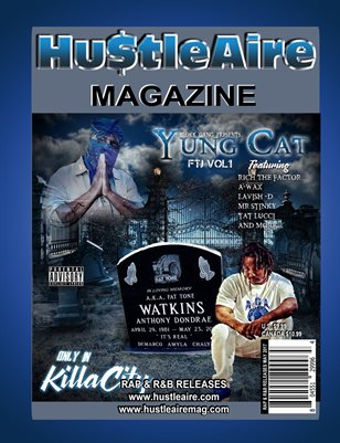 Hustleaire Magazine May 2017Edition