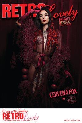 Cervena Fox Poster