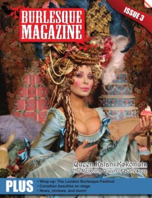Burlesque Magazine