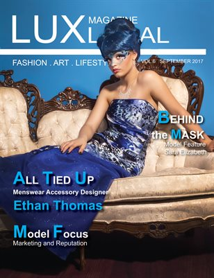 LUX Local Magazine Vol 6
