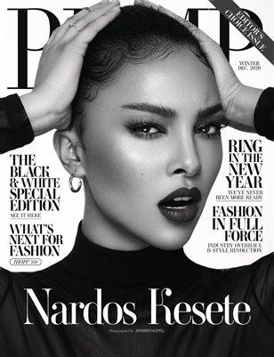PUMP Magazine | The Black & White Edition | Dec. 2020