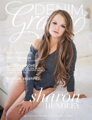 September 2014, Issue 12 | Denim+Grace Magazine