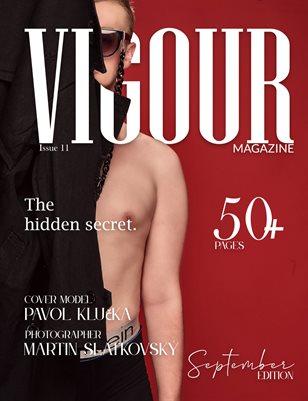 Vigour Magazine September Issue 11