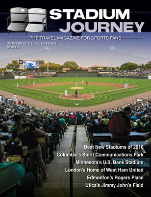 Stadium Journey Magazine, Vol 6 Issue 4