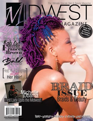 Tremendous Collection Midwest Black Hair Magazine Magcloud Hairstyles For Women Draintrainus