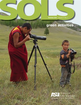 SOLS Magazine, Summer 2011 Volume 7 No. 1