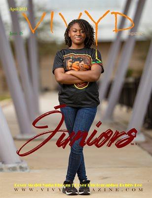VIVYD Magazine Juniors Vol 3 Issue 26