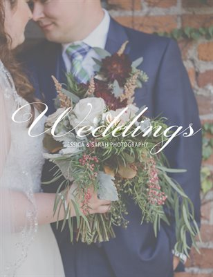 2018-2019 Wedding Magazine