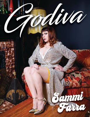 GODIVA No.9 – Sammi Farra  Cover