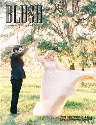 BLUSH Magazine   Issue 20   Weddings