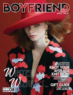 Boyfriend Magazine - Issue 8 - November 2019