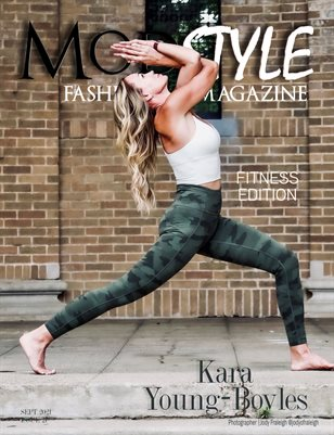 MODStyle Fashion Magazine Fitness Issue 21