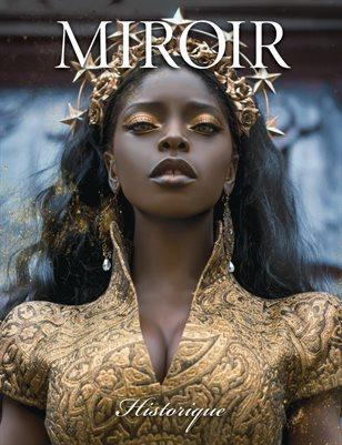MIROIR MAGAZINE • Historique • Lillian Liu
