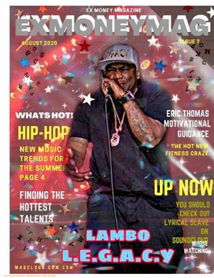 Ex Money Magazine Presents L.A.M.B.O Legacy