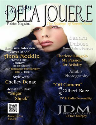 Simply Dela Jouere January 2014 Issue