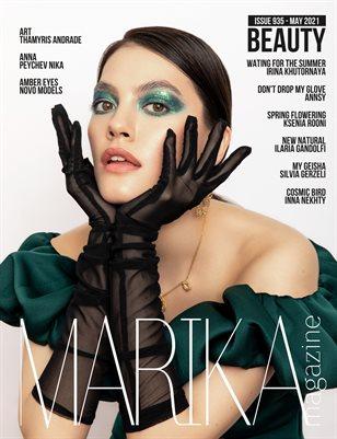 MARIKA MAGAZINE BEAUTY (ISSUE 935 - MAY)