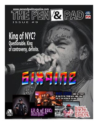 The Pen And Pad Magazine Issue #9