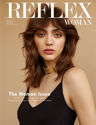 "REFLEX WOMAN june 2016 ""The Woman Issue"" Neus Bermejo"