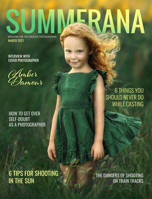 Summerana Magazine   March 2021