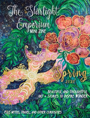 The Starlight Emporium Mini Zine SPRING 2020