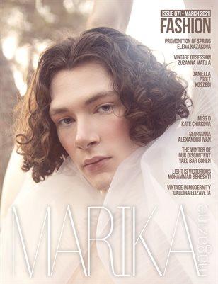 MARIKA MAGAZINE FASHION (ISSUE 671 - MARCH)