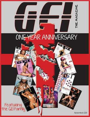 November 2013 GEI The Magazine 1st Anniversary Issue