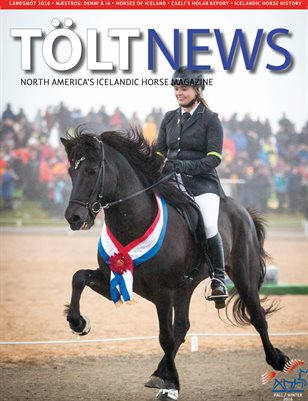 Tolt News Fall / Winter 2016