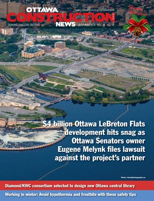 Ottawa Construction News (December 2018)