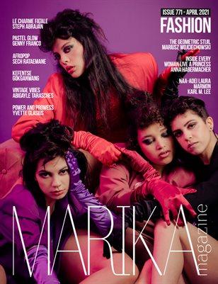 MARIKA MAGAZINE FASHION (ISSUE 771 - APRIL)