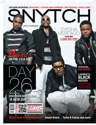 SNYTCH MAGAZINE | 2012 Spring Issue