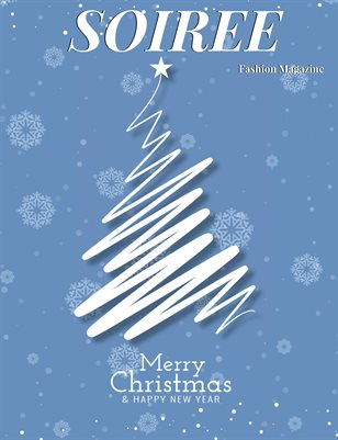 SOIREE FASHION MAGAZINE - CHRISTMAS 2020