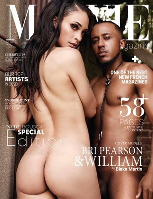 MALVIE Mag - Nude & Boudoir Special Edition Vol. 04 JULY 2020