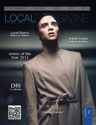 Local Magazine - Winter 2013