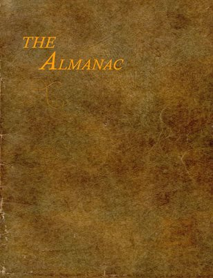 1930 THE ALMANAC, FRANKLIN HIGH SCHOOL, PADUCAH, KENTUCKY