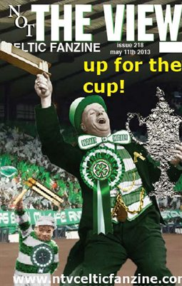 Not The View Celtic Fanzine Issue 218