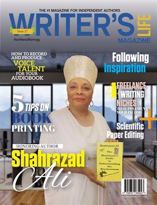 Writer's Life Magazine   June 2021