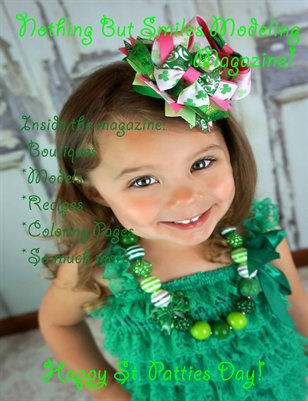Nothing But Smiles Modeling! Happy St. Patties Day!
