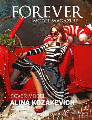 FOREVER Model Winter Wonderland ISSUE 11
