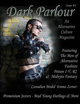 Dark Parlour Issue 2