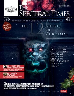 The Spectral Times : Issue 11