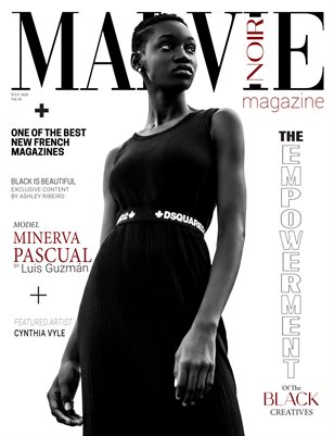 MALVIE Magazine - Noir Special Edition Vol. 01 JULY 2020