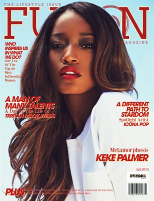 Fuzion Magazine Fall 2013 Lifestyle Issue
