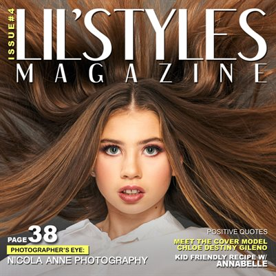 LIL' STYLES MAGAZINE ISSUE #04